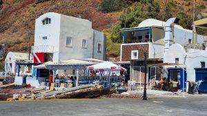 Restaurant in the Armeni Port