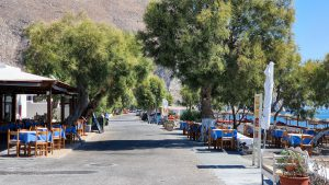 The promenade is over 3 km long
