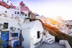 Cave houses in Oia - FPK (1)