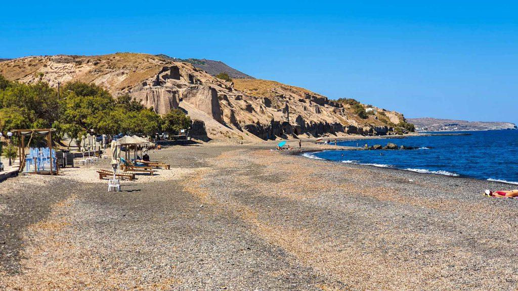 View of Vourvoulos Beach