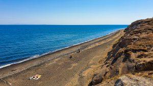 Baxedes Beach also known as Paradisos Beach