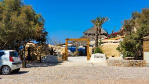 Entrance to Theros Beach